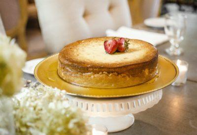 Gamma's cheese cake