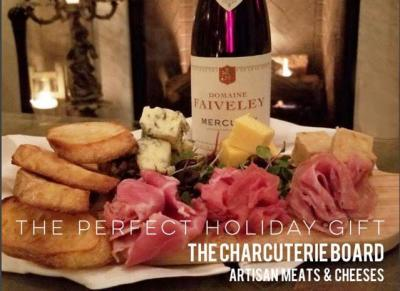 Charcuterie gifts