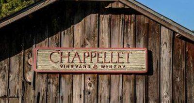 chappellet vinyard