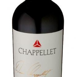 chappellet wine