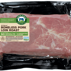 Boneless Quarter Pork Loin