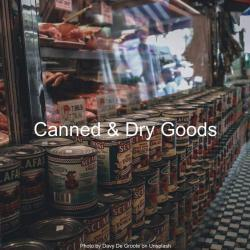 Canned & Jarred Goods
