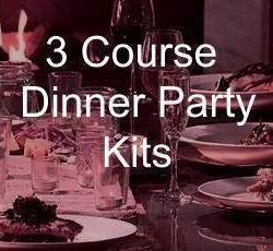 Dinner Party Kits