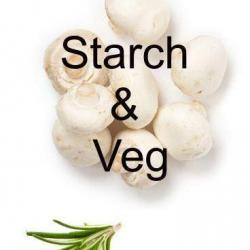 Starches & Vegetables