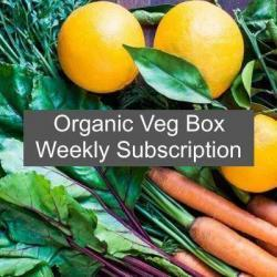 weekly Veg box subscription 1 1