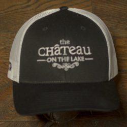 snap back hat BLK WHT e1590547110354